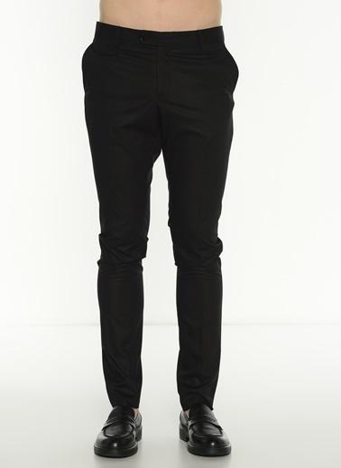 People By Fabrika Erkek Klasik  Pantolon PFEAW20PA0002 Siyah